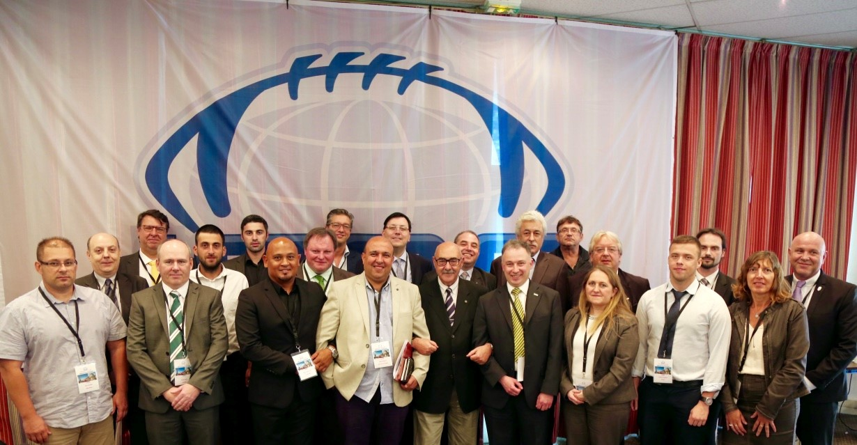 IFAF Europe Continental Association General Assembly (c) IFAF